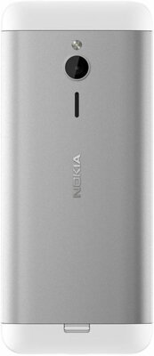 Мобільний телефон Nokia 230 DS Silver White 5