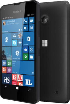 Смартфон Microsoft Lumia 550 Black 2