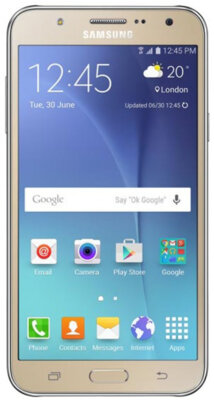 Смартфон Samsung Galaxy J7 SM-J700H Gold 1