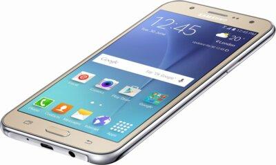 Смартфон Samsung Galaxy J7 SM-J700H Gold 3