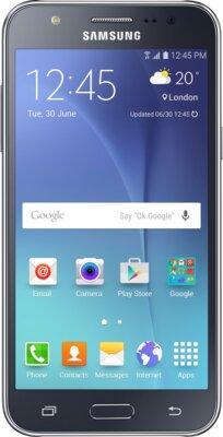 Смартфон Samsung Galaxy J7 SM-J700H Black 1