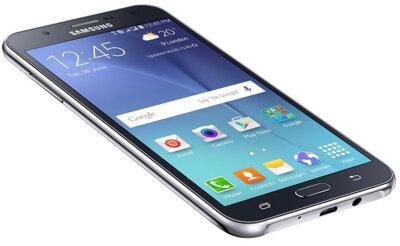 Смартфон Samsung Galaxy J7 SM-J700H Black 3