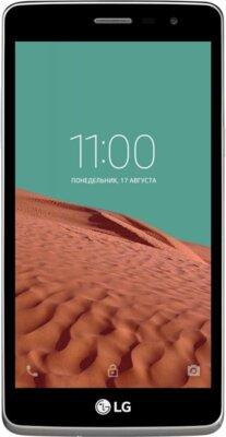 Смартфон LG X155 Max White 1