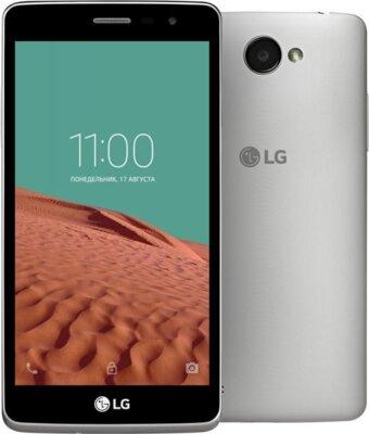 Смартфон LG X155 Max White 2