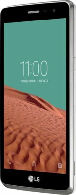 Смартфон LG X155 Max White 3