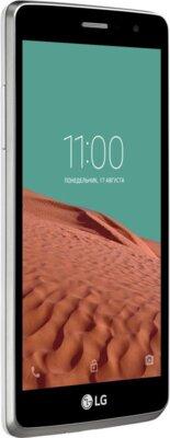 Смартфон LG X155 Max White 4