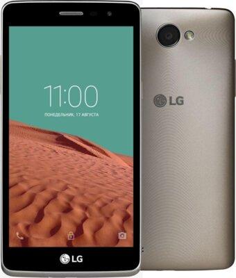 Смартфон LG X155 Max Gold 1