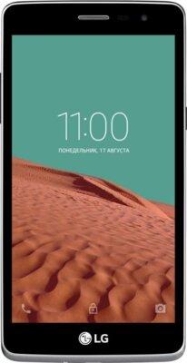 Смартфон LG X155 Max Titan 1