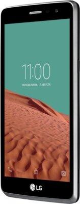 Смартфон LG X155 Max Titan 3