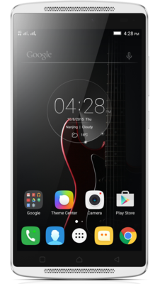 Смартфон Lenovo Х3 Lite (A7010) White 1