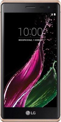Смартфон LG H650E Class Gold 1