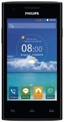 Смартфон Philips S309 Black 1