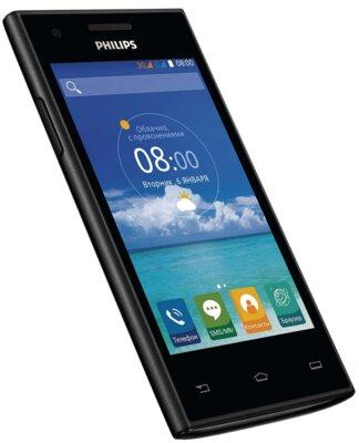 Смартфон Philips S309 Black 2