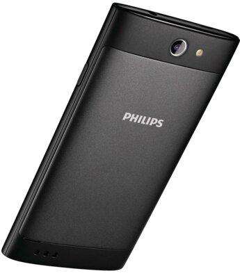 Смартфон Philips S309 Black 4