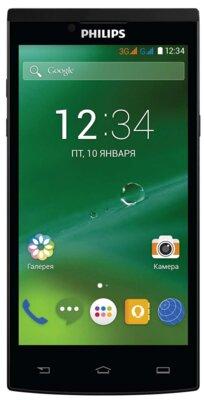 Смартфон Philips S398 Black 1