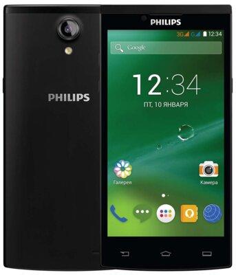 Смартфон Philips S398 Black 2