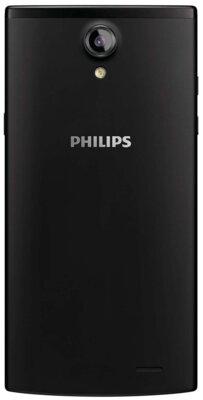 Смартфон Philips S398 Black 4