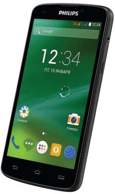 Смартфон Philips Xenium V387 Black 4