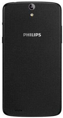 Смартфон Philips Xenium V387 Black 5