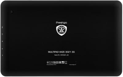 Планшет Prestigio MultiPad Wize 3021 3G 8GB Black 5