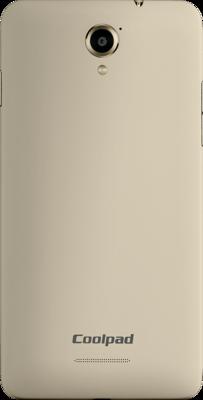Смартфон Coolpad Modena Champagne Gold 6