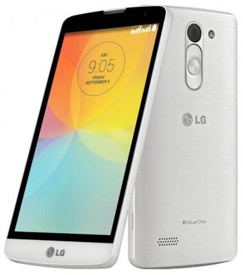 Смартфон LG D335 Optimus L Bello Dual Sim White 1