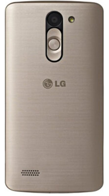 Смартфон LG D335 Optimus L Bello Dual Sim Black Gold 5