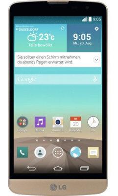 Смартфон LG D335 Optimus L Bello Dual Sim Black Gold 1