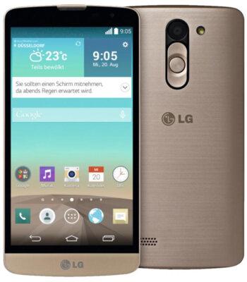 Смартфон LG D335 Optimus L Bello Dual Sim Black Gold 2