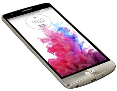 Смартфон LG D724 G3 S Dual Sim Black Gold 2