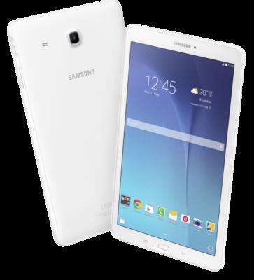 Планшет Samsung Galaxy Tab E 9.6 SM-T560 White 1