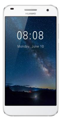 Смартфон Huawei Ascend G7 Silver 1