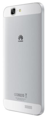 Смартфон Huawei Ascend G7 Silver 4