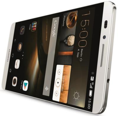 Смартфон Huawei Ascend Mate7 Silver 2