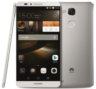 Смартфон Huawei Ascend Mate7 Silver 3