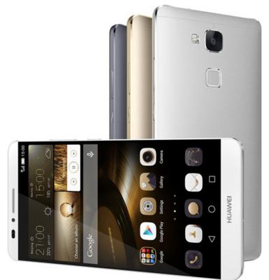 Смартфон Huawei Ascend Mate7 Silver 4