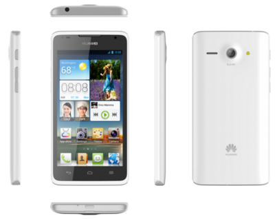 Смартфон Huawei Ascend Y530 White 3