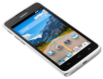 Смартфон Huawei Ascend Y530 White 4