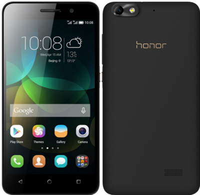 Смартфон Huawei Honor 4C Black 4
