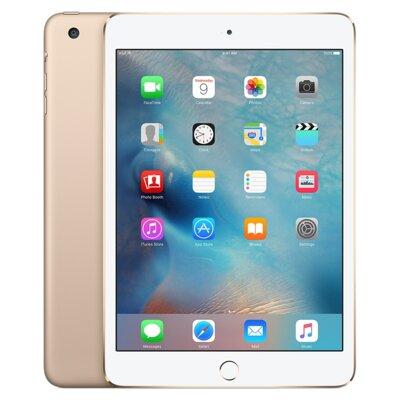 Планшет Apple iPad mini 3 A1600 Wi-Fi 4G 64GB Gold 1