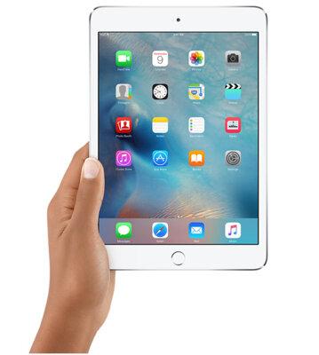 Планшет Apple iPad mini 3 A1600 Wi-Fi 4G 64GB Gold 5