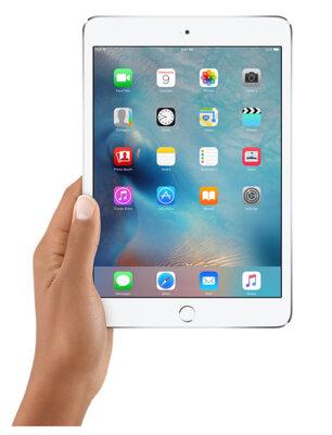 Планшет Apple iPad mini 3 A1599 Wi-Fi 128GB Silver 3