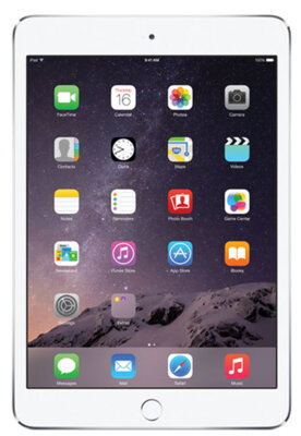 Планшет Apple iPad mini 3 A1600 Wi-Fi 4G 16GB Silver 2