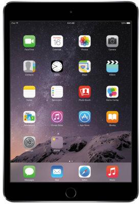 Планшет Apple iPad mini 3 A1599 Wi-Fi 128GB Space Gray 1