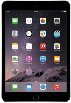 Планшет Apple iPad mini 3 A1599 Wi-Fi 64GB Space Gray 2