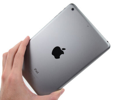 Планшет Apple iPad mini 2 A1489 Wi-Fi 32GB Space Gray 4