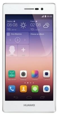 Смартфон Huawei Ascend P7 White 1