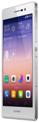 Смартфон Huawei Ascend P7 White 3