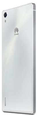 Смартфон Huawei Ascend P7 White 4