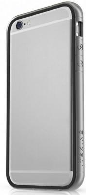 Чехол ITSkins Heat for iPhone 6 Dark Silver 1
